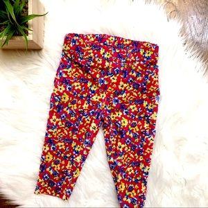 Ralph Lauren Floral Pants Corduroy size 12 Months